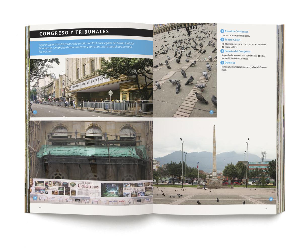 Guía para dos ciudades, 2010-2011