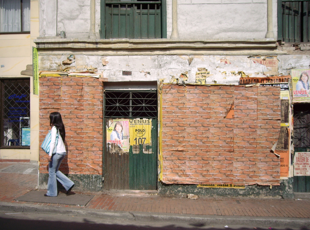 Prohibido fijar avisos, 2003-2007